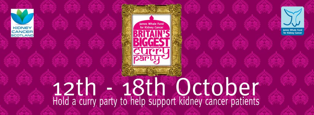 Britain's Biggest Curry Party 12th - 18th october