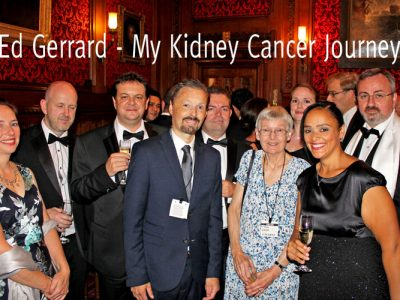 Ed Gerrard My Kidney Cancer Journey