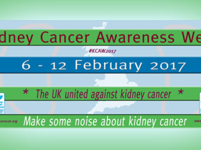 Kidney Cancer Awareness Week
