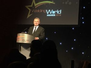 The Welding World Awards