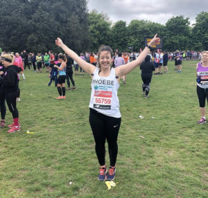 Phoebe-avent-london-marathon-2019