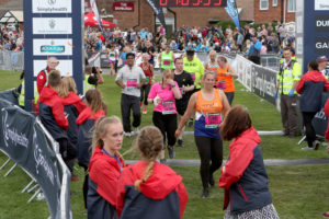 natalie Newnes Great North Run 2 edit