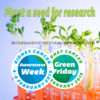 Plant A Seed for Research