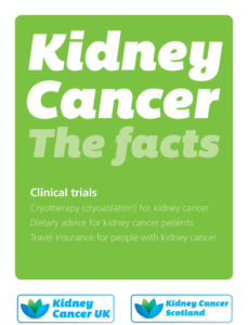 KCUK clinical trials booklet