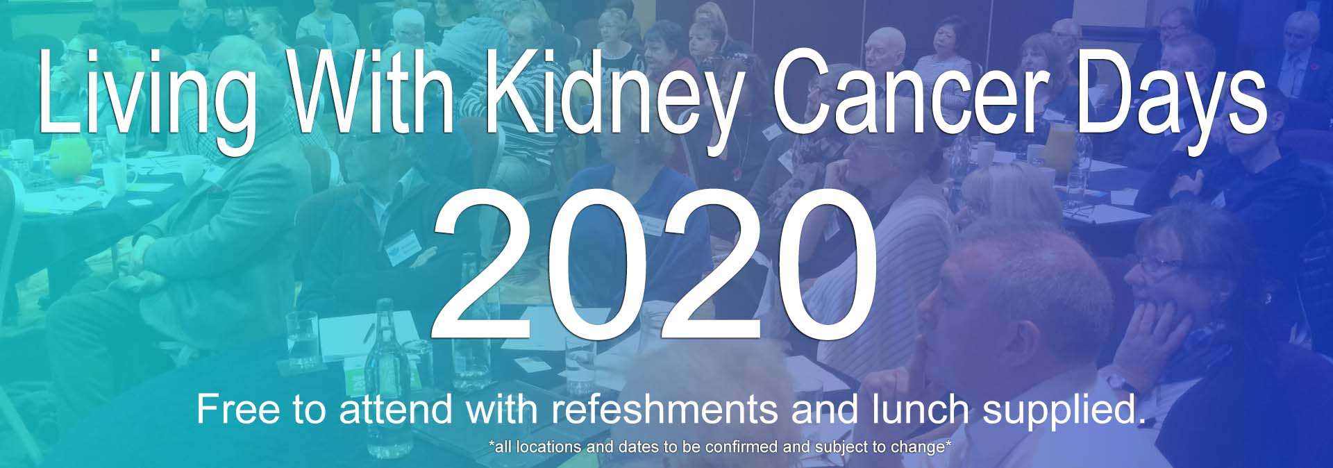 living with kidney cancer days 2020