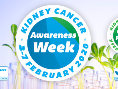 Kidney Cancer Awareness Week header 2020