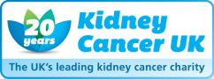 20th Anni Kidney Cancer UK logo