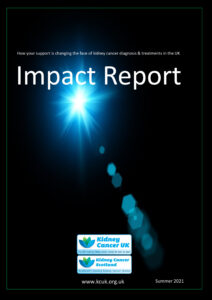 Impact Report 2021front cover